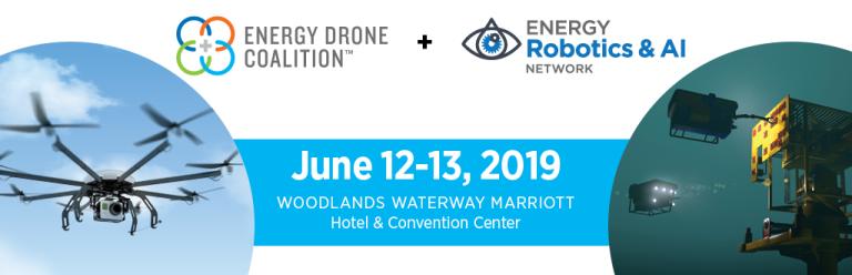 Energy Drone & Robotics Summit 2019 | June 12 - 13, 2019